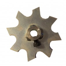 Gear wheel of the dosing screw for Ariterm BeQuem and CTC Ecoflex