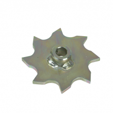 Gear wheel of the dosing screw for Ariterm BeQuem