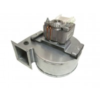 Gebläse Lüfter Ventilator für Brenner PellX 20 kW (Gordic)