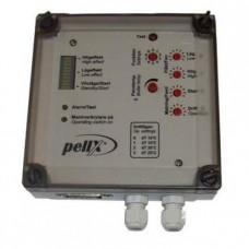 Steuerungseinheit für PellX Brenner